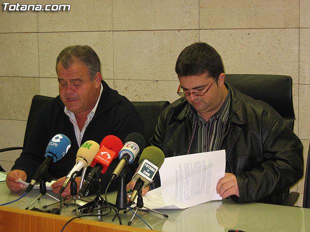 LAS OCHO PEDAN�AS SER�N GOBERNADAS POR PRIMERA VEZ EN LA HISTORIA DEMOCR�TICA DE TOTANA, POR CUATRO MUJERES Y CUATRO HOMBRES, QUE OSTENTAR�N EL CARGO DE ALCALDE PED�NEO DURANTE ESTA LEGISLATURA (2008), Foto 1