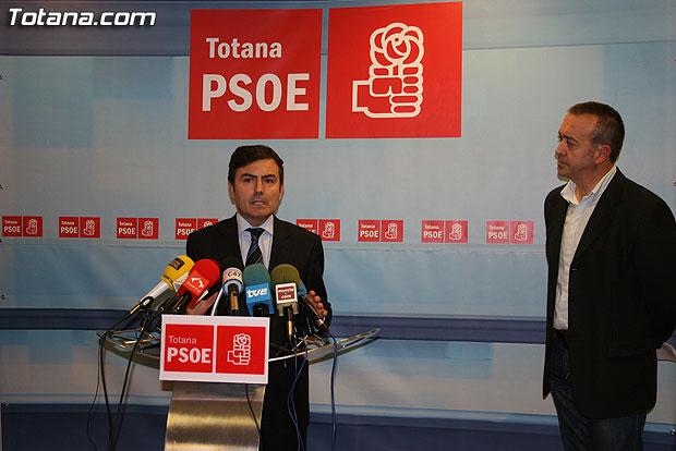 COMUNICADO DE PRENSA DEL PSOE SOBRE EL PLAN GENERAL DE ORDENACI�N URBANA, Foto 2