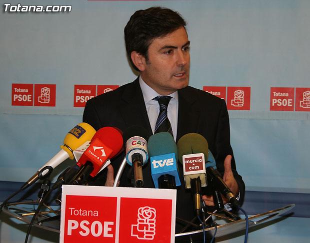 COMUNICADO DE PRENSA DEL PSOE SOBRE EL PLAN GENERAL DE ORDENACI�N URBANA, Foto 3