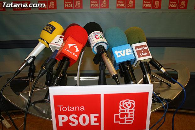 COMUNICADO DE PRENSA DEL PSOE SOBRE EL PLAN GENERAL DE ORDENACI�N URBANA, Foto 4