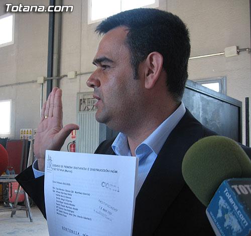 JOSÉ MARTÍNEZ ANDREO DIO SU OPINIÓN EN RELACIÓN A LA SENTENCIA DEL JUZGADO DE PRIMERA INSTANCIA NÚMERO 3 DE TOTANA, Foto 2