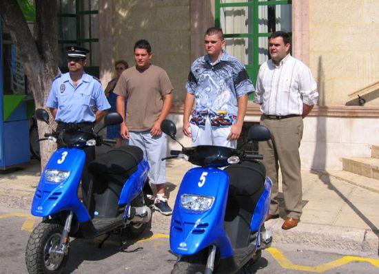 ALUMNOS TOTANEROS GANADORES XXVI CONCURSO NACIONAL DE SEGURIDAD VIAL EN CICLOMOTOR RECIBEN PREMIOS  , Foto 1