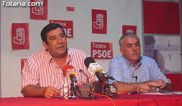 EL PSOE AFIRMA QUE EL PLAN GENERAL DE ORDENACI�N URBANA NO HA SIDO NI FLEXIBLE NI ABIERTO NI DE TODOS., Foto 1