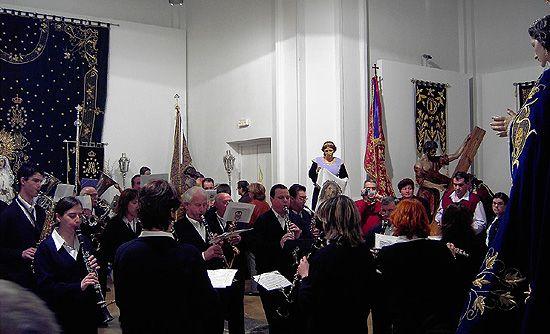 La Semana Santa de Totana se promociona en la Ciudad de Murcia, Foto 1
