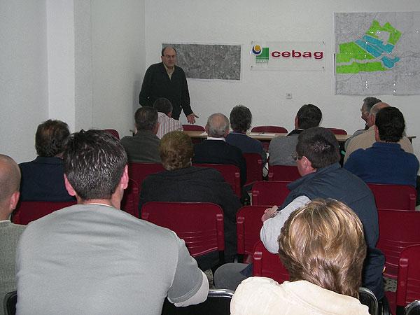 SEG�N CEBAG, LOS VECINOS DE LOS SECANOS TAMBI�N PRESENTAR�N ALEGACIONES AL P.G.M.O. DE TOTANA, Foto 1