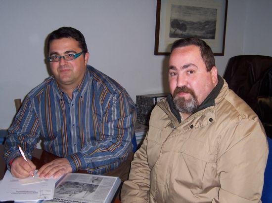 EL CONSISTORIO Y LA ASOCIACIÓN DE VÍCTIMAS DEL TERRORISMO DE LA REGIÓN DE MURCIA INICIAN LOS TRÁMITES PARA SUSCRIBIR UN CONVENIO DE COLABORACIÓN ENTRE AMBAS ENTIDADES CON EL FIN DE PALIAR LOS DAÑOS QUE SUFREN LAS VÍCTIMAS DE ESTOS DELITOS, Foto 3