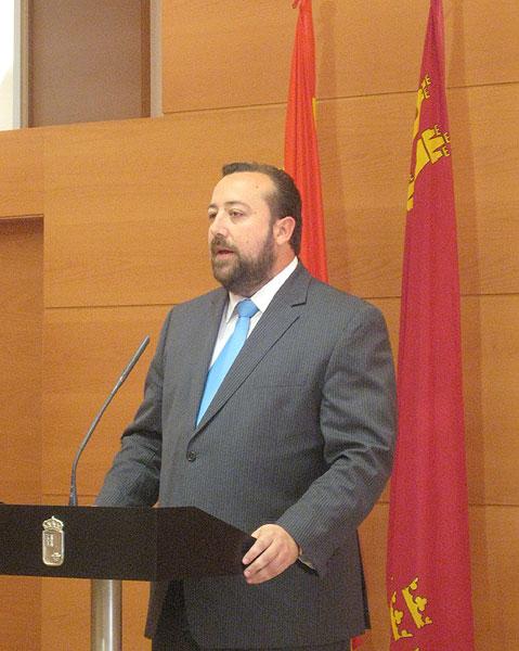 El Ejecutivo regional demanda la cofinanciación del Fondo Social Europeo para el plan 'Murcia activa por el empleo rural' (2008), Foto 1