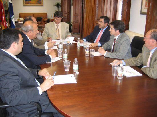 ALCALDES Y PORTAVOCES MUNICIPALES DEL PP EN EL BAJO GUADALENTÍN SE REÚNEN EN ÁGUILAS PARA ABORDAR NECESIDADES DE LA COMARCA   , Foto 2