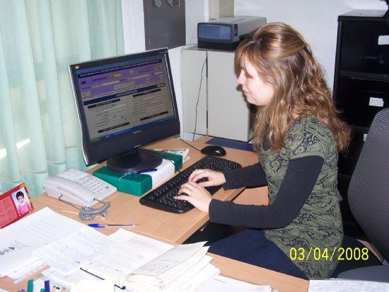 LA CONCEJALIA DE NUEVAS TECNOLOGIAS DESARROLLA LA IMAGEN CORPORATIVA Y UNA APLICACIÓN DE BASE DE DATOS PARA LA GESTIÓN DEL SERVICIO MUNICIPAL DE ABSENTISMO ESCOLAR (2008), Foto 2