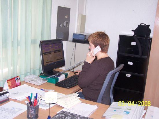 LA CONCEJALIA DE NUEVAS TECNOLOGIAS DESARROLLA LA IMAGEN CORPORATIVA Y UNA APLICACIÓN DE BASE DE DATOS PARA LA GESTIÓN DEL SERVICIO MUNICIPAL DE ABSENTISMO ESCOLAR (2008), Foto 3