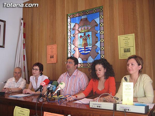 LA CONCEJAL�A DE SERVICIOS AL CIUDADANO ORGANIZA LA SEMANA SOCIOCULTURAL DE LAS PERSONAS MAYORES DEL 25 AL 31 DE MAYO, Foto 1