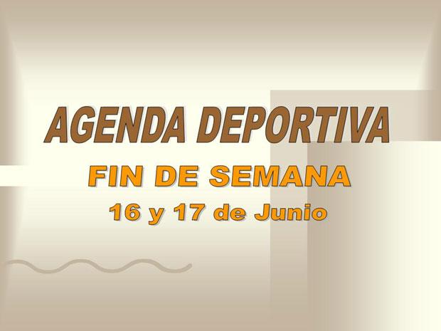AGENDA DEPORTIVA (15/06/2007), Foto 1