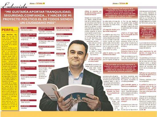 Izquierda Unida de Totana critica duramente al Gobierno del PP por derrochar el dinero de los totaneros en un libro (2008), Foto 1