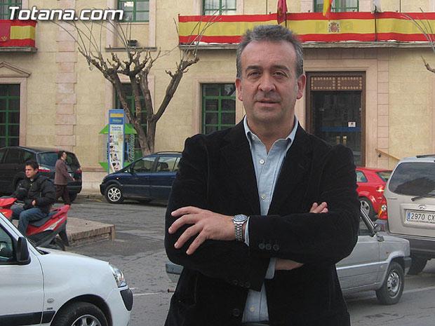 JUAN FRANCISCO OT�LORA TUDELA SER� EL CANDIDATO DEL PSOE A LA ALCALD�A DE TOTANA PARA LAS ELECCIONES DE MAYO DE 2007, Foto 1