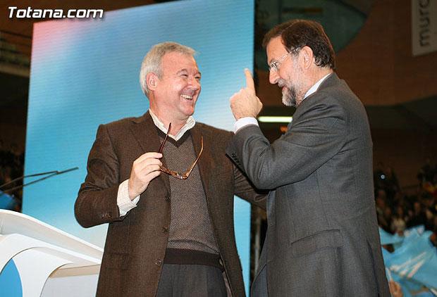 """Usero: """"Rajoy va a conocer de primera mano lo que está pasando en Totana"""", Foto 2"""