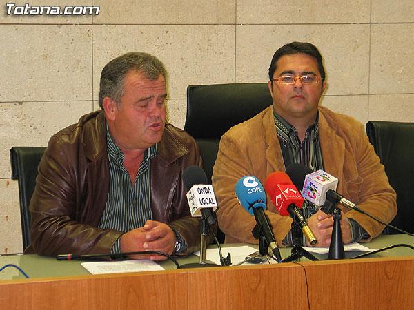 """LAS CONCEJALÍAS DE PEDANÍAS Y PARTICIPACIÓN CIUDADANA DESTACAN LA PARTICIPACIÓN  """"DIRECTA Y ACTIVA""""  DE LOS VECINOS DEL MUNICIPIO EN EL PROCESO DE ELECCIÓN DE LOS ALCALDES PEDÁNEOS, QUE ESTARÁ ABIERTO HASTA EL PRÓXIMO 20 DE NOVIEMBRE (2007), Foto 2"""