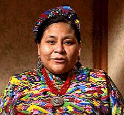 LA PREMIO NOBEL DE LA PAZ EN 1992, RIGOBERTA MENCHÚ, VISITARÁ TOTANA EL PRÓXIMO LUNES DÍA 23 EN CENTRO SOCIOCULTURAL LA CÁRCEL , Foto 2