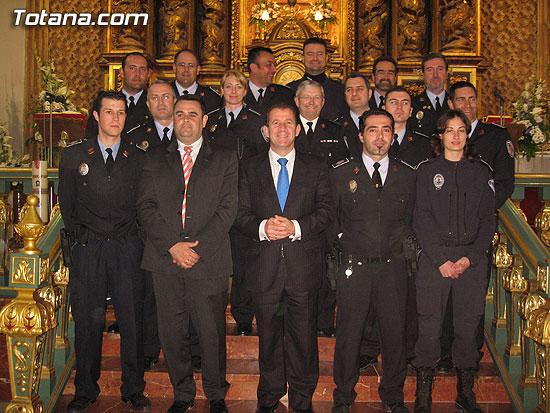 LA POLICÍA LOCAL DE TOTANA CELEBRA LOS ACTOS CONMEMORATIVOS POR EL DÍA DE SU PATRÓN SAN PATRICIO, Foto 1