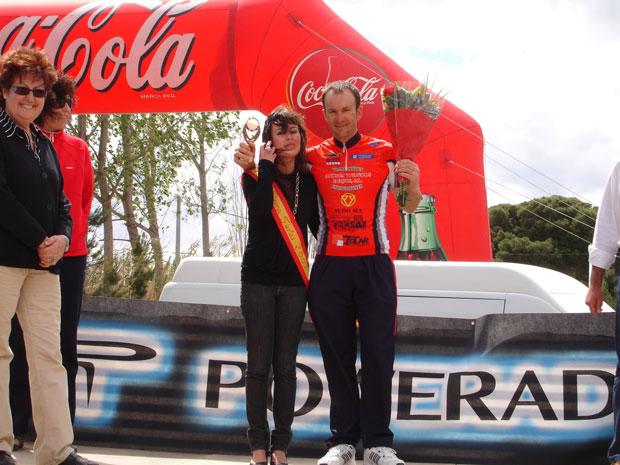 El pasado sábado 12 de abril se celebro la 3ª marcha mtb ciudad de Puerto Lumbreras donde se desplazaron 5 corredores del equipo ciclista del club Santa Eulalia de Totana, Foto 1