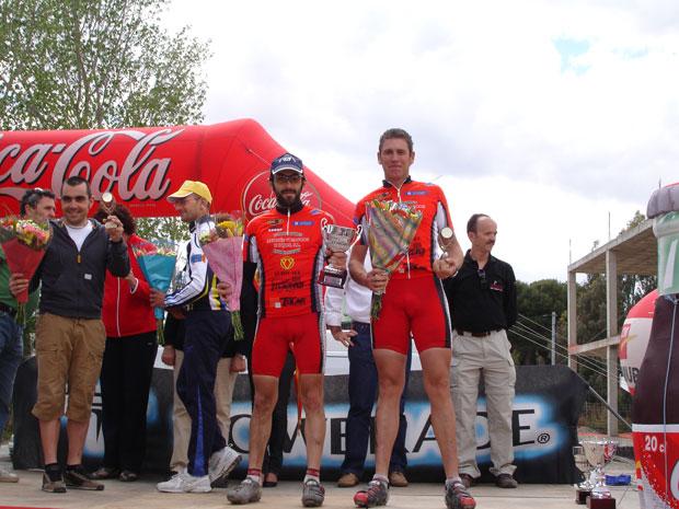 El pasado sábado 12 de abril se celebro la 3ª marcha mtb ciudad de Puerto Lumbreras donde se desplazaron 5 corredores del equipo ciclista del club Santa Eulalia de Totana, Foto 2