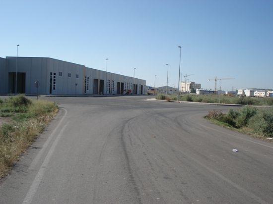 Proponen la construcción de una rotonda en la confluencia del Polígono Industrial, con el Camino del Torrejón y la vía que lleva a la Ceña del Hierro., Foto 2