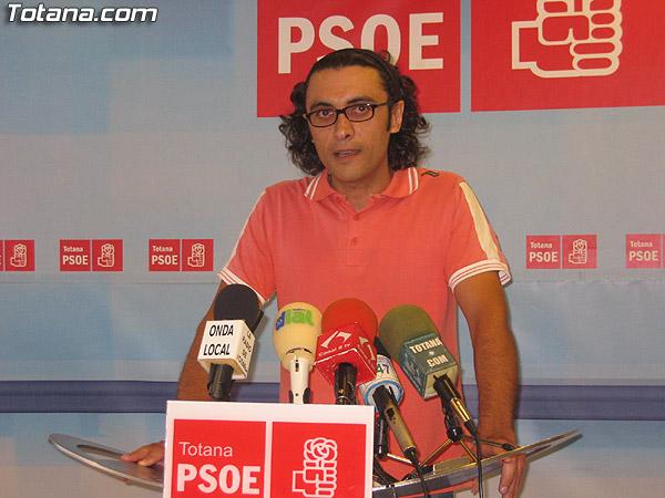 EL PSOE DICE QUE EL PP MIENTE RESPECTO AL TERCER CARRIL DE LA AUTOVIA A-7, Foto 1