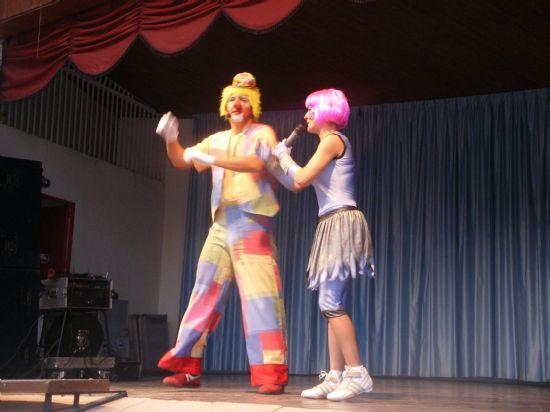 """EL FESTIVAL INFANTIL """"FANTASÍA, MARAVILLAS ANIMADAS"""" CONGREGA A CIENTOS DE NIÑOS Y NIÑAS EN EL AUDITORIO DEL PARQUE MUNICIPAL """"MARCOS ORTIZ"""", Foto 9"""