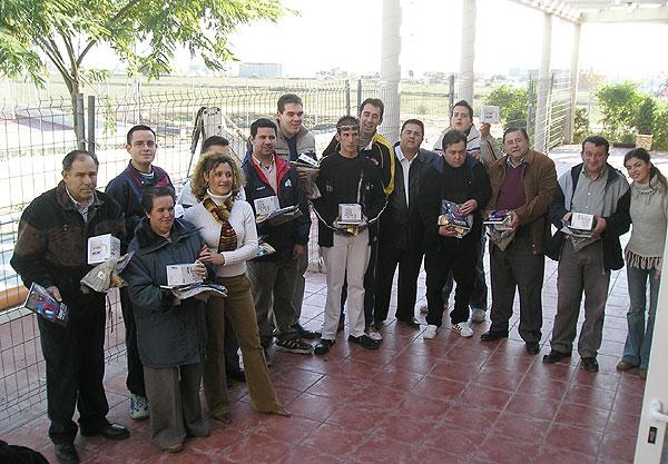 LA PEÑA BARCELONISTA DE TOTANA SOLIDARIA, Foto 3