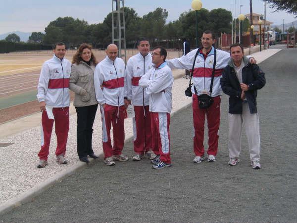 El pasado sábado 16 tuvo lugar la 3ª prueba puntuable del Circuito de carreras organizada por el Club Atletismo Totana-Óptica Santa Eulalia, Foto 1