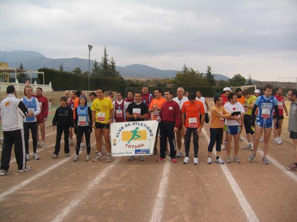 El pasado sábado 16 tuvo lugar la 3ª prueba puntuable del Circuito de carreras organizada por el Club Atletismo Totana-Óptica Santa Eulalia, Foto 2
