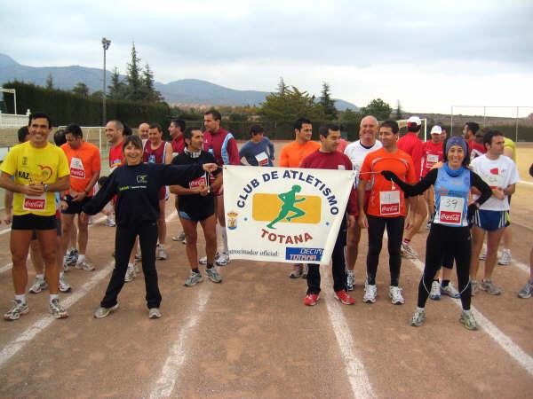 El pasado sábado 16 tuvo lugar la 3ª prueba puntuable del Circuito de carreras organizada por el Club Atletismo Totana-Óptica Santa Eulalia, Foto 3