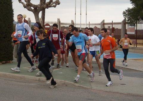 El pasado sábado 16 tuvo lugar la 3ª prueba puntuable del Circuito de carreras organizada por el Club Atletismo Totana-Óptica Santa Eulalia, Foto 6