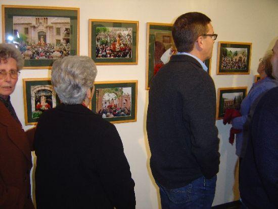 Numerosas personas asisten fin de semana exposición fotográfica conmemorativa del Año Jubilar Eulaliense, Foto 2