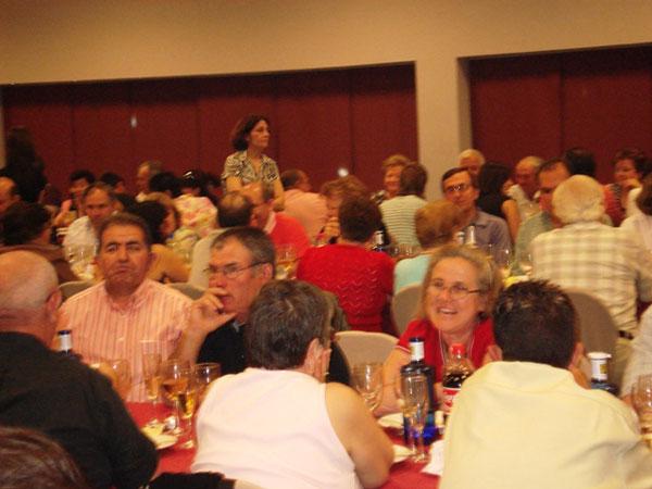 150 PERSONAS ASISTEN A UNA CENA PARA RECAUDAR FONDOS DE LA CAMPAÑA DE IU + LOS VERDES EN TOTANA, Foto 3