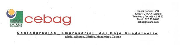 CEBAG desmiente las acusaciones del PP de Totana (2008), Foto 1