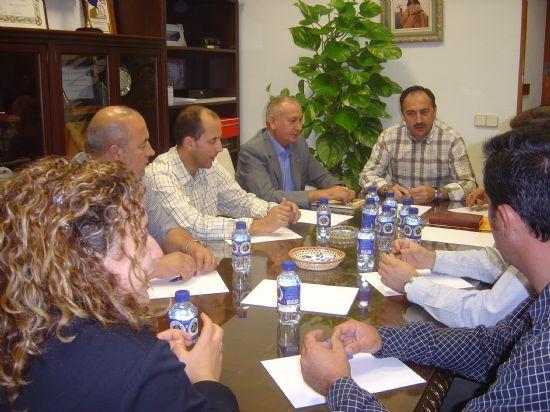 CONCEJALÍA DE DEPORTES PROMUEVE ORGANIZACIÓN VUELTA CICLISTA A SIERRA ESPUÑA A PARTIR DEL AÑO 2005 JUNTO CON MUNICIPIOS MANCOMUNIDAD   , Foto 1