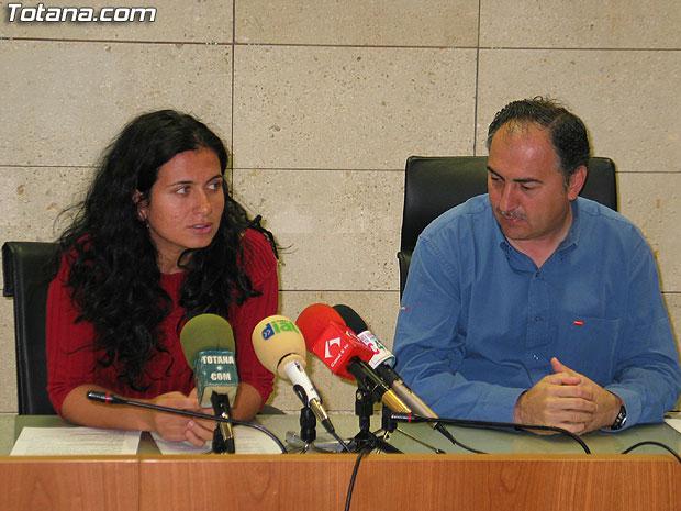 """LAS ACTIVIDADES DEPORTIVAS PRESENTADAS BAJO EL TÍTULO """"HAZ DEPORTE HAZ SALUD"""" ORGANIZADAS CON MOTIVO DE LAS FIESTAS DE SANTA EULALIA ARRANCAN EL DOMINGO CON EL """"DÍA DE LA BICILETA"""" (2007), Foto 4"""
