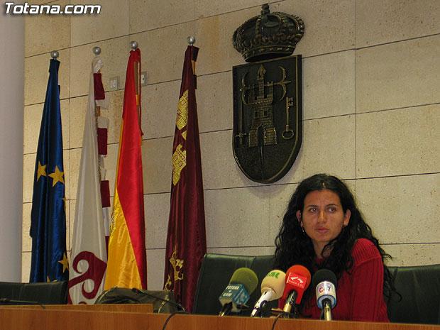 """LAS ACTIVIDADES DEPORTIVAS PRESENTADAS BAJO EL TÍTULO """"HAZ DEPORTE HAZ SALUD"""" ORGANIZADAS CON MOTIVO DE LAS FIESTAS DE SANTA EULALIA ARRANCAN EL DOMINGO CON EL """"DÍA DE LA BICILETA"""" (2007), Foto 5"""