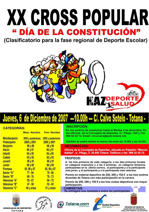 """LAS ACTIVIDADES DEPORTIVAS PRESENTADAS BAJO EL TÍTULO """"HAZ DEPORTE HAZ SALUD"""" ORGANIZADAS CON MOTIVO DE LAS FIESTAS DE SANTA EULALIA ARRANCAN EL DOMINGO CON EL """"DÍA DE LA BICILETA"""" (2007), Foto 9"""