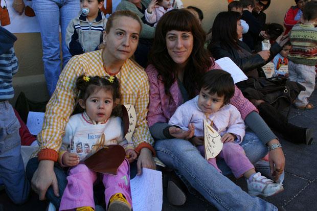 """Los pequeños  de la escuela infantil """"Carmen Baró"""" celebraron el Día de la Castaña, Foto 3"""