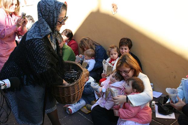 """Los pequeños  de la escuela infantil """"Carmen Baró"""" celebraron el Día de la Castaña, Foto 4"""