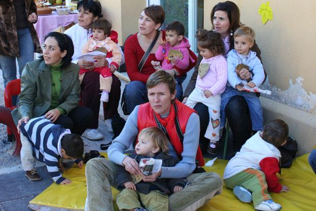 """Los pequeños  de la escuela infantil """"Carmen Baró"""" celebraron el Día de la Castaña, Foto 5"""