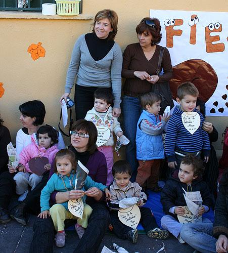 """Los pequeños  de la escuela infantil """"Carmen Baró"""" celebraron el Día de la Castaña, Foto 8"""
