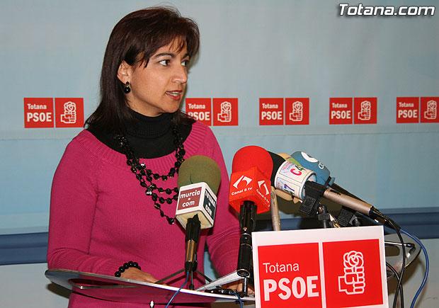 EL PSOE LANZA UN MENSAJE DE TRANQUILIDAD FRENTE AL CATASTROFISMO DEL PARTIDO POPULAR, Foto 2