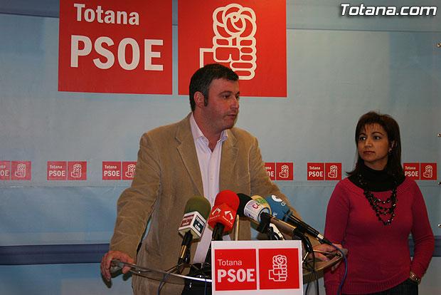 EL PSOE LANZA UN MENSAJE DE TRANQUILIDAD FRENTE AL CATASTROFISMO DEL PARTIDO POPULAR, Foto 3