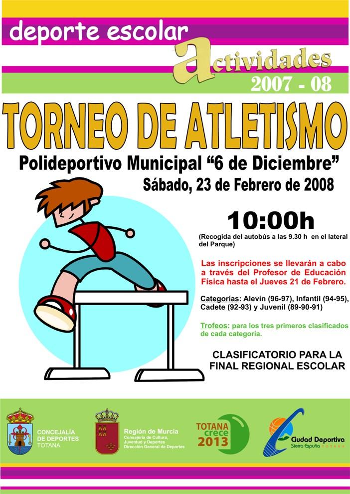 AGENDA DEPORTIVA 23 y 24 DE FEBRERO 2008, Foto 4