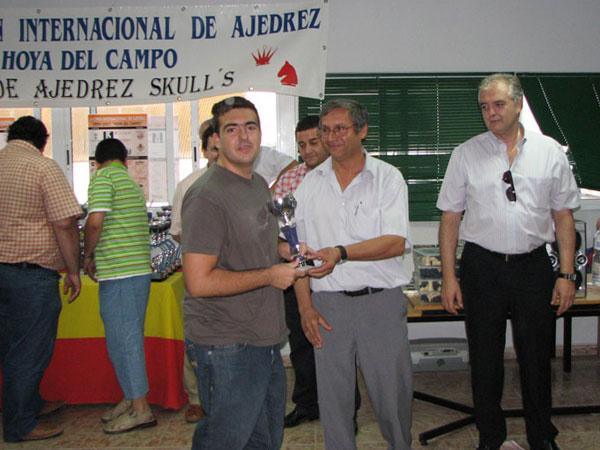 IV OPEN DE AJEDREZ HOYA DEL CAMPO 2007, Foto 1