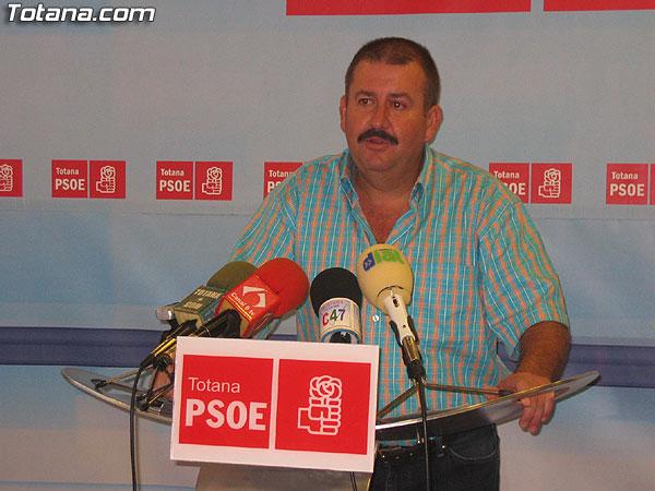 EL PSOE PROPONE AL PLENO INCENTIVAR Y FACILITAR LA CONSTRUCCI�N DE PLANTAS DE ENERGIAS LIMPIAS Y RENOVABLES, Foto 1