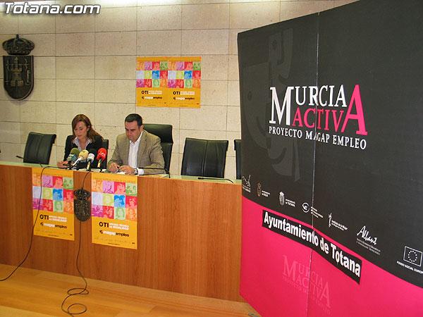 EL PROYECTO MAGAP-EMPLEO CUMPLE LOS OBJETIVOS DE INSERCIÓN LABORAL EN EL MUNICIPIO CON CERCA DE 200 BENEFICIADOS DE LOS CURSOS PROFESIONALES Y MÁS DE 80 EMPRESAS IMPLICADAS DESDE EL AÑO 2006, Foto 1