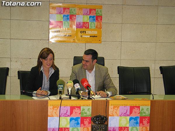 EL PROYECTO MAGAP-EMPLEO CUMPLE LOS OBJETIVOS DE INSERCIÓN LABORAL EN EL MUNICIPIO CON CERCA DE 200 BENEFICIADOS DE LOS CURSOS PROFESIONALES Y MÁS DE 80 EMPRESAS IMPLICADAS DESDE EL AÑO 2006, Foto 3
